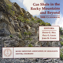 Gas Shale in the Rocky Mountains and Beyond - Guidebook