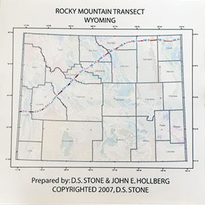 Rocky Mountain Transect: The Wyoming Transect (CD)